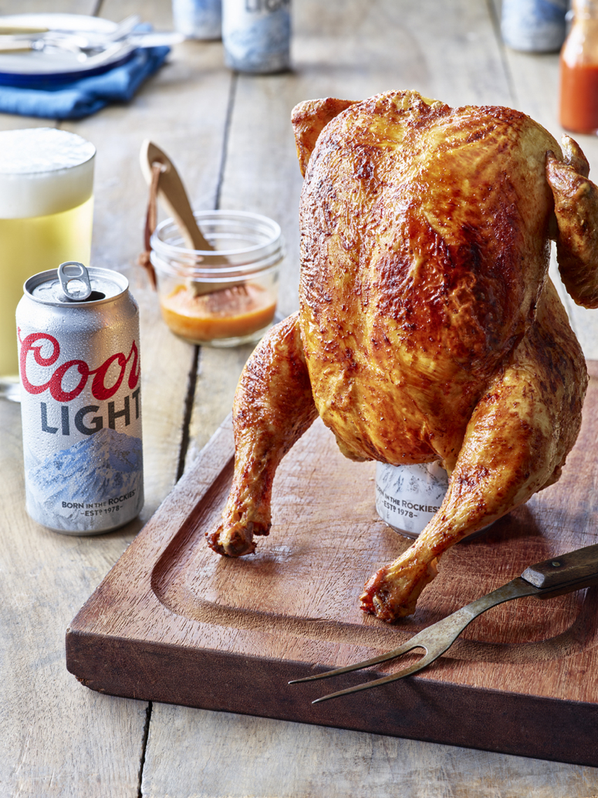 LEIGH_BEISCH_Beer_Can_Chicken_Coors_Light_17624
