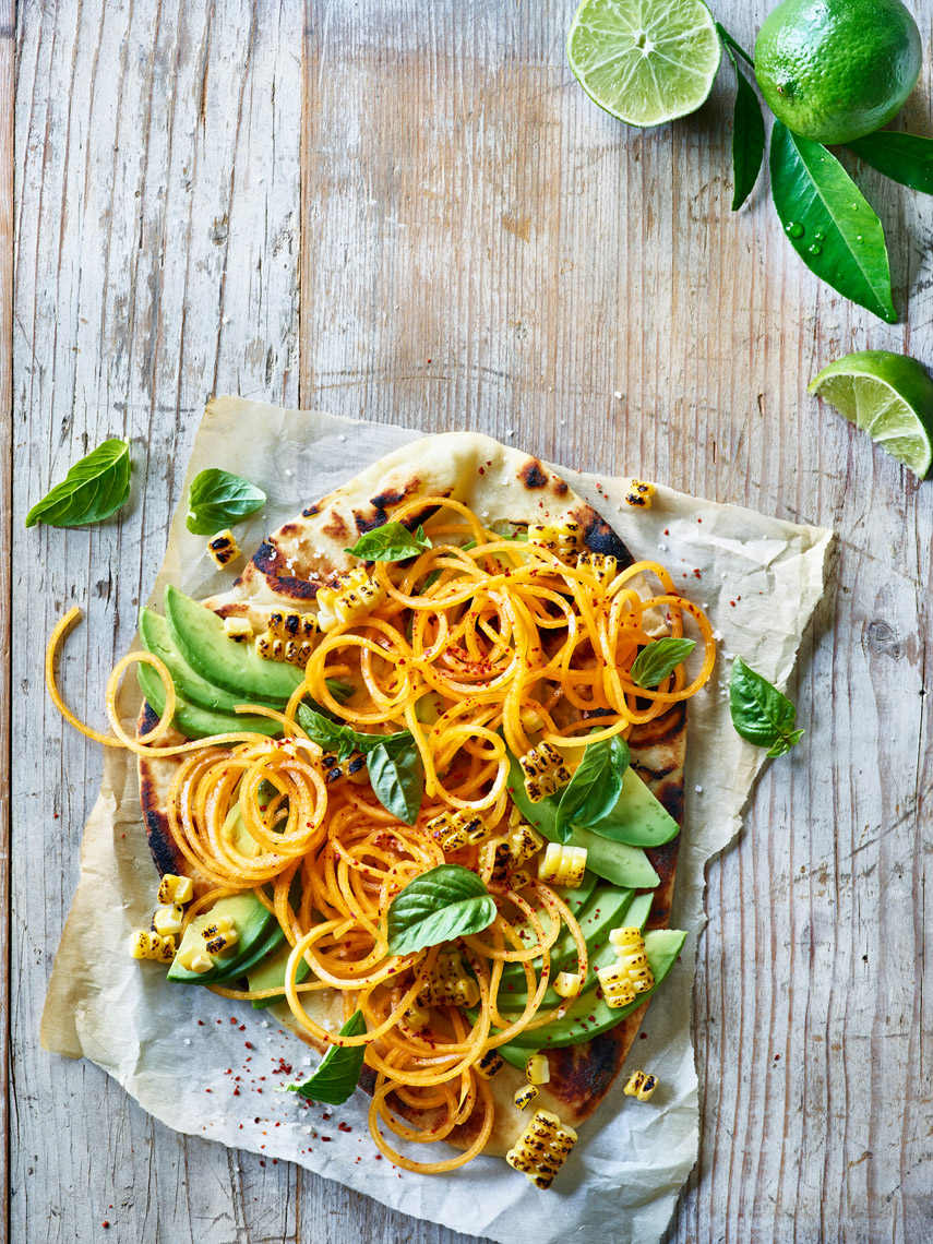 VeganSpiralizer_SweetCornButternutFlatbread_v1_28469_PizzaPasta_Website
